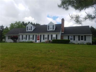Victor Single Family Home A-Active: 7265 Willowbrook Road