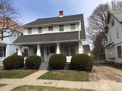 Jamestown NY Single Family Home A-Active: $40,000
