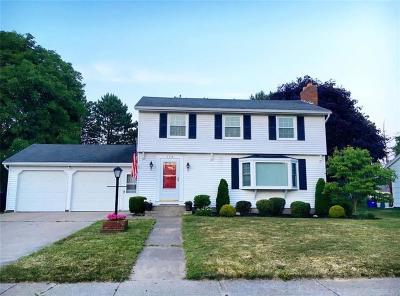 Irondequoit Single Family Home A-Active: 198 John Jay Dr Drive