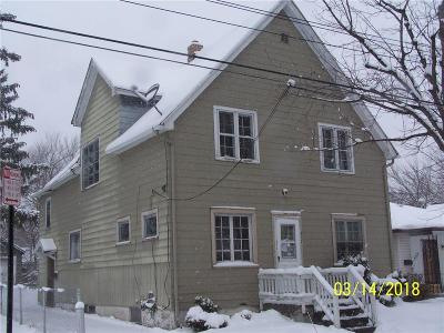 Monroe County Multi Family 2-4 A-Active: 217 Hillcrest Street