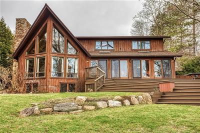 Bemus Point Single Family Home A-Active: 4387 Lakeside Drive