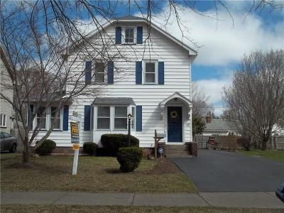 Irondequoit Single Family Home A-Active: 148 Rawlinson Road