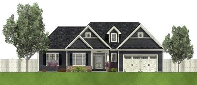 Genesee County, Livingston County, Monroe County, Ontario County, Orleans County, Wayne County Single Family Home A-Active: 10-Lot624 Highland Green