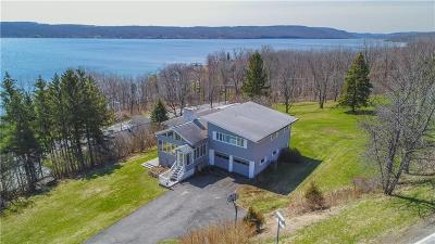 Canandaigua-Town NY Single Family Home A-Active: $244,900