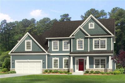 Pittsford Single Family Home A-Active: 1 (Lot 4) Lexton Way