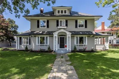 Irondequoit Single Family Home A-Active: 3317 Saint Paul Boulevard