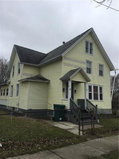 Rochester Multi Family 2-4 A-Active: 29 North Oakman Street South