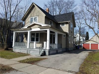 Rochester Single Family Home A-Active: 83 Sherwood Avenue
