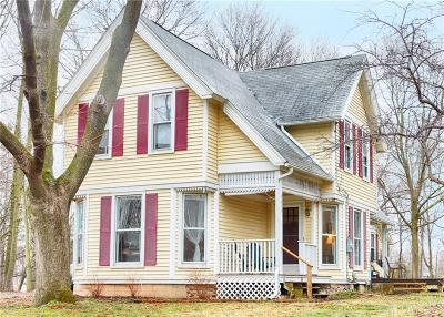 Single Family Home A-Active: 9655 Bean Hill Road