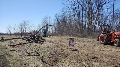 Genesee County Residential Lots & Land A-Active: Vl Airville Road
