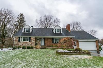 Pittsford Single Family Home A-Active: 119 Sunset Boulevard