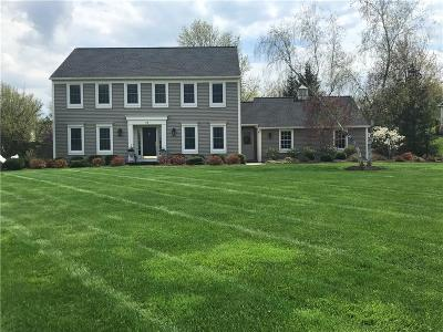Pittsford Single Family Home A-Active: 22 Locke Drive