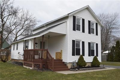Genesee County Single Family Home A-Active: 145 Vine Street
