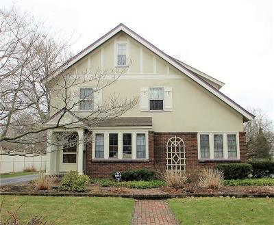 Rochester Single Family Home A-Active: 91 Long Acre Road