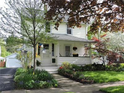 Jamestown Single Family Home A-Active: 68 Pennsylvania Avenue