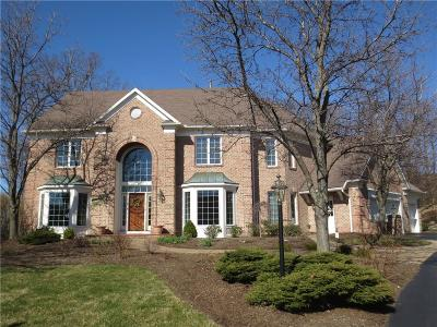 Pittsford Single Family Home A-Active: 23 Mill Neck Lane