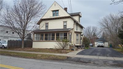 Mendon Multi Family 2-4 A-Active: 43 Norton Street