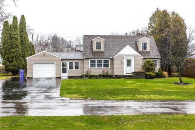 Single Family Home A-Active: 639 Adeline Drive