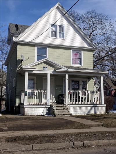 Monroe County Multi Family 2-4 A-Active: 260 Carter Street
