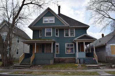 Rochester Multi Family 2-4 A-Active: 23 Fulton Avenue