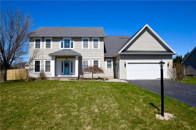Penfield Single Family Home A-Active: 41 Terrace Hill Drive