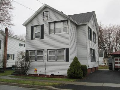 Genesee County Single Family Home A-Active: 25 Maple Avenue