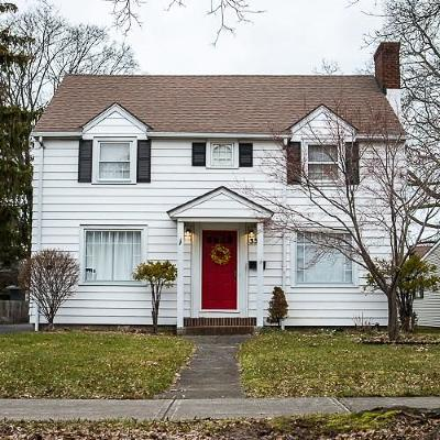 Monroe County Single Family Home A-Active: 334 Scholfield Road