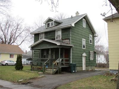 Rochester Single Family Home A-Active: 162 Avenue E Street