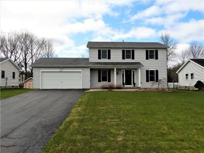 Single Family Home A-Active: 933 Limpet Drive