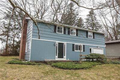 Monroe County Single Family Home A-Active: 10 Blossom Circle East