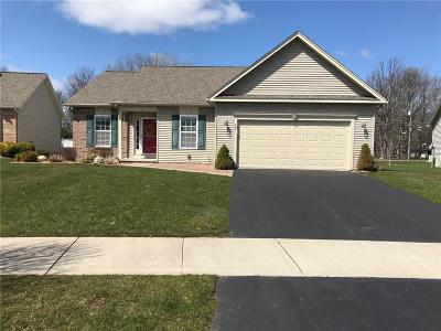 Greece NY Single Family Home A-Active: $229,900