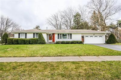 Irondequoit Single Family Home A-Active: 5 Oakbend Lane