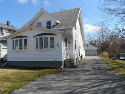 Monroe County Single Family Home A-Active: 83 Clearview Road