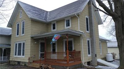 Canandaigua-Town NY Single Family Home A-Active: $124,900