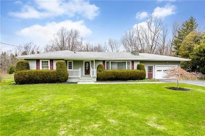 Orleans County Single Family Home A-Active: 16625 State Route 31