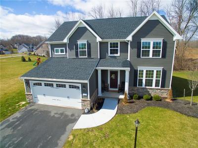 Victor NY Single Family Home A-Active: $450,000