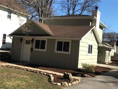 Monroe County Single Family Home A-Active: 163 Park Road