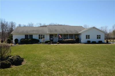Monroe County Single Family Home A-Active: 861 Pannell Road