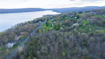 Canandaigua NY Residential Lots & Land A-Active: $84,900