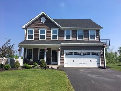 Victor NY Single Family Home A-Active: $349,900