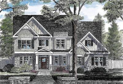 Rochester Single Family Home A-Active: Lot 3 Waybridge Court