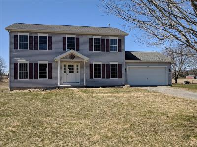 Leroy Single Family Home A-Active: 9022 Linwood Road