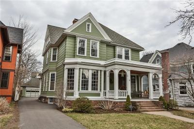 Rochester Single Family Home A-Active: 9 Portsmouth Terrace