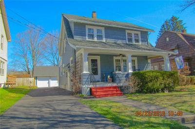 Jamestown Single Family Home A-Active: 199 Clyde Avenue