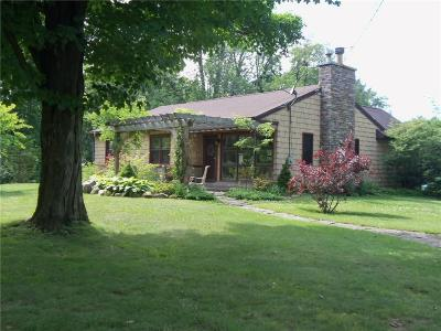 Chautauqua County Single Family Home Sold: 6548 Route 5