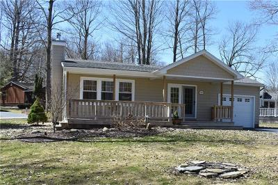 North Harmony NY Single Family Home C-Continue Show: $159,000