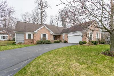 Pittsford Single Family Home A-Active: 46 Woodbury Place #PVT