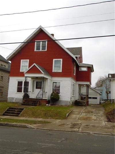 Jamestown NY Multi Family 2-4 A-Active: $60,500