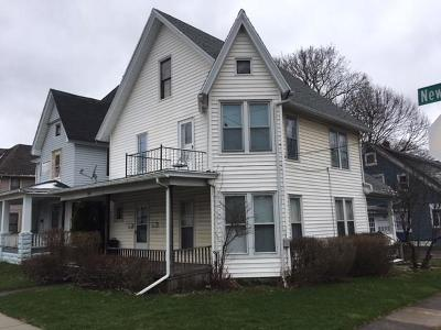 Jamestown NY Multi Family 2-4 A-Active: $42,500