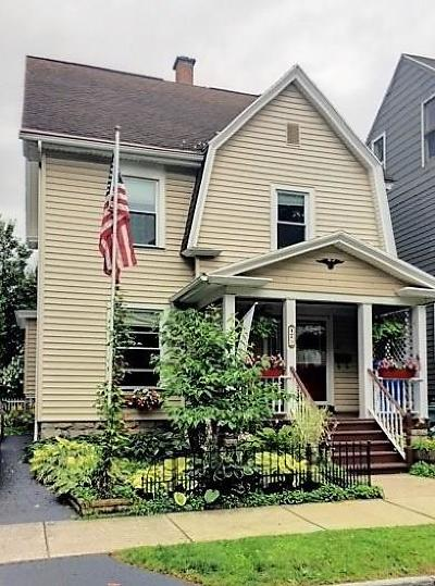 Rochester NY Single Family Home Sold: $157,000